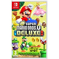 New Super Mario Bros U Deluxe - Nintendo Switch - Konzoljáték