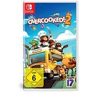 Overcooked 2 - Nintendo Switch - Konzoljáték