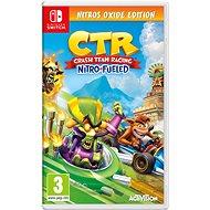 Crash Team Racing Nitro-Fueled - Nitros Oxide Edition - Nintendo Switch - Konzoljáték