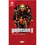 Wolfenstein II: The New Colossus - Nintendo Switch - Konzol játék