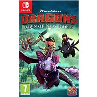 Dragons: Dawn of New Riders - Nintendo Switch - Konzoljáték
