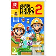 Super Mario Maker 2 - Nintendo Switch - Konzoljáték