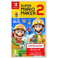 Super Mario Maker 2 Limited Edition - Nintendo Switch - Konzoljáték