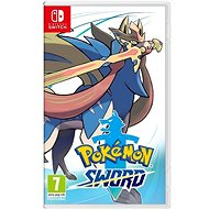 Pokémon Sword - Nintendo Switch - Konzoljáték