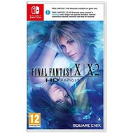 Final Fantasy X/X-2 HD - Nintendo Switch - Konzoljáték
