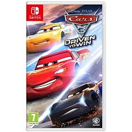 Cars 3: Driven to Win - Nintendo Switch - Konzol játék