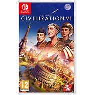 Sid Meiers Civilization VI - Nintendo Switch - Konzol játék