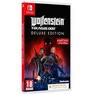 Wolfenstein Youngblood Deluxe Edition - Nintendo Switch - Konzol játék