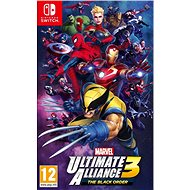 Marvel Ultimate Alliance 3: The Black Order - Nintendo Switch - Konzol játék