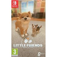 Little Friends: Dogs and Cats - Nintendo Switch - Konzoljáték