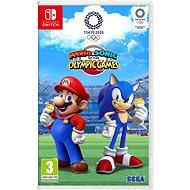 Mario & Sonic at the Olympic Games Tokyo 2020 - Nintendo Switch - Konzoljáték