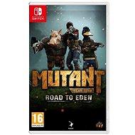 Mutant Year Zero: Road to Eden - Nintendo Switch - Konzoljáték
