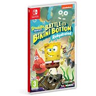 Spongebob SquarePants: Battle for Bikini Bottom - Rehydrated - Nintendo Switch - Konzol játék