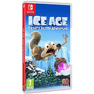 Ice Age: Scrats Nutty Adventure - Nintendo Switch - Konzol játék