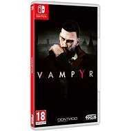 Vampyr - Nintendo Switch - Konzol játék