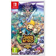 Snack World: The Dungeon Crawl Gold - Nintendo Switch - Konzol játék