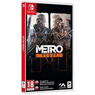 Metro Redux - Nintendo Switch - Konzoljáték