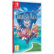 Trials of Mana - Nintendo Switch - Konzol játék