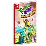 Yooka-Laylee and The Impossible Lair - Nintendo Switch - Konzol játék