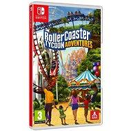 Rollercoaster Tycoon Adventures - Nintendo Switch - Konzoljáték