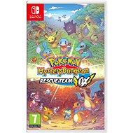 Pokémon Mystery Dungeon: Rescue Team DX - Nintendo Switch - Konzoljáték