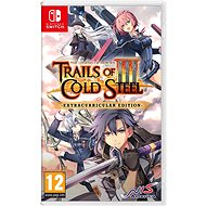 The Legend of Heroes: Trails of Cold Steel 3 - Nintendo Switch - Konzol játék