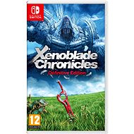 Xenoblade Chronicles: Definitive Edition - Nintendo Switch - Konzol játék