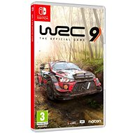 WRC 9 The Official Game - Nintendo Switch - Konzol játék