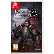 Immortal Realms: Vampire Wars - Nintendo Switch - Konzoljáték