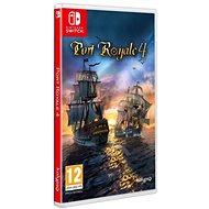 Port Royale 4 - Nintendo Switch - Konzol játék