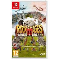Rock of Ages 3: Make and Break - Nintendo Switch - Konzol játék