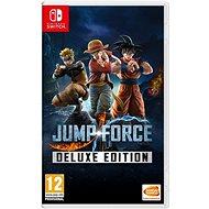 Jump Force Deluxe - Nintendo Switch - Konzol játék