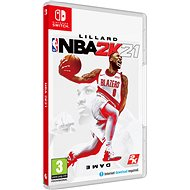 NBA 2K21 - Nintendo Switch - Konzol játék