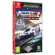 Gear.Club Unlimited 2: Tracks Edition - Nintendo Switch - Konzol játék