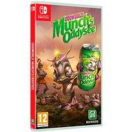 Oddworld: Munchs Oddysee - Nintendo Switch - Konzol játék