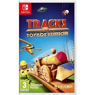 Tracks: The Trainset Game - Nintendo Switch - Konzol játék