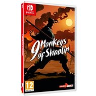 9 Monkeys of Shaolin - Nintendo Switch - Konzol játék
