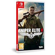 Sniper Elite 4 - Nintendo Switch - Konzol játék