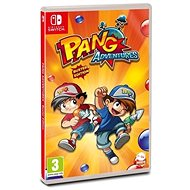 Pang Adventures: Buster Edition - Nintendo Switch - Konzol játék