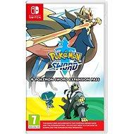 Pokémon Sword + Expansion Pass - Nintendo Switch - Konzol játék