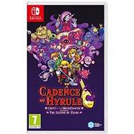 Cadence of Hyrule: Crypt of the NecroDancer - Nintendo Switch - Konzol játék