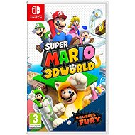 Super Mario 3D World + Bowsers Fury - Nintendo Switch - Konzol játék