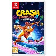 Crash Bandicoot 4: Its About Time - Nintendo Switch - Konzol játék