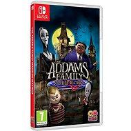 The Addams Family: Mansion Mayhem - Nintendo Switch - Konzol játék