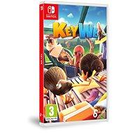 KeyWe - Nintendo Switch - Konzol játék