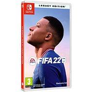 FIFA 22 - Legacy Edition - Nintendo Switch - Konzol játék