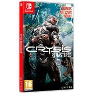 Crysis Remastered - Nintendo Switch - Konzol játék