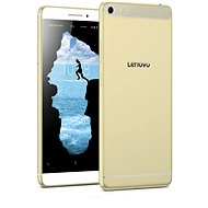 "Lenovo PHAB Plus 6.8"" 32GB Champagne Gold - Tablet"