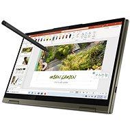 Lenovo Yoga 7 14ITL5 Green + Aktív ceruza - Tablet PC