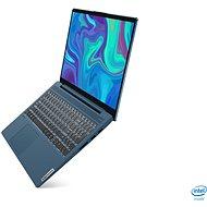 Lenovo Ideapad 5 15IIL05 Kék - Laptop